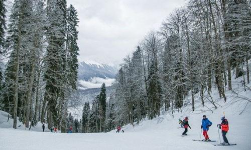 Walkie talkie til ski og snowboard