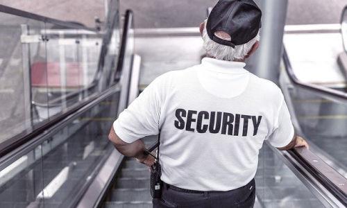 Walkie talkie til vagt og security
